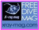 X-RAY MAG is an international dive magazine. It is complimentary and published in pdf-format and distributed worldwide over the internet every other month.